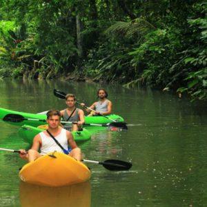 Kayak-Laguna-Gandoca
