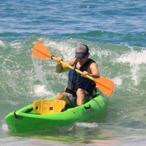 Kayaking-manzanillo