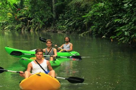 Kayak-gandoca-lagoon