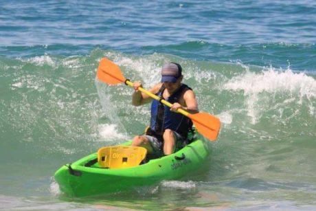 kayaking caribbean