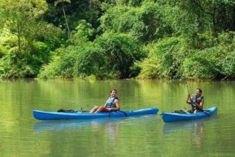 Tour-Kayak-Tortuguero